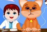 العاب الطبيب الصغير البيطري