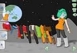 تلبيس بنات الفضاء
