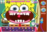 العاب علاج اسنان سبونج بوب