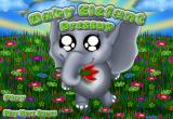 لعبة تلبيس الفيل الصغير 2015