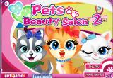 لعبة صالون القطط 2015