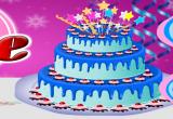 العاب طبخ صنع الكعكة مع سارة للصبايا