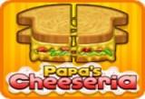 لعبة مطعم سندوتشات جبنة باباس