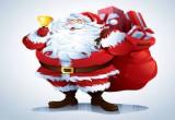 لعبة بابا نويل في عيد الميلاد 2017