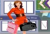 العاب التسوق لشراء ملابس العيد