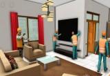 لعبة تصميم وترتيب المنزل 2020