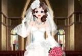 لعبة تلبيس نانسي عجرم في حفل زفافها