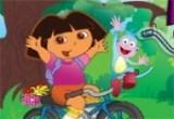 العاب دراجة دورا وموزو الحديثة