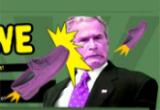 لعبة تعذيب بوش الحقيقية