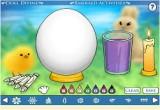 لعبة البيض