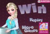 لعبة السا اميرة الثلج