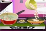 لعبة طبخ حساء الحبوب اللذيذ