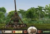 لعبة تدمير القلعة 3