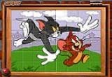 لعبة تركيب صورة توم وجيري