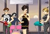لعبة تلبيس بنات فرقة الموسيقى