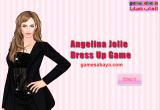 لعبة تلبيس انجلينا جولي الحقيقية