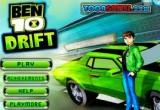 لعبة سيارة بن تن 10 2014