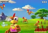 لعبة صيد الدجاج