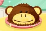 لعبة طبخ كيكة القرد اللذيذة