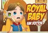 لعبة علاج اذن البيبي عند الدكتور