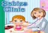 العاب عيادة الاطفال