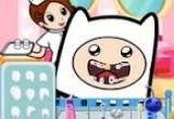 لعبة زيارة  فين لعيادة الاسنان