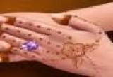 نقش الحنة على اليدين