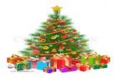 لعبة تزين شجرة عيد الميلاد