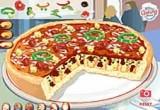 العاب طبخ البيتزا مع سارة