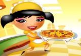 لعبة مطعم  البيتزا الجديد