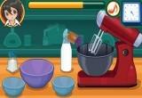 لعبة تحضير قطايف رمضان اللذيذة