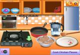 لعبة طبخ الارز والدجاج 2020
