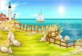 لعبة ترتيب الشاطئ 2017