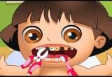 لعبة علاج وخلع اسنان دورا 2020
