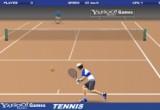 لعبة تنس ارضي رملي 2014