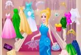 لعبة تلبيس الأميرة سندريلا 2020
