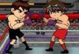 لعبة مصارعة اطفال قوية