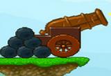 لعبة مدفعية القلعة