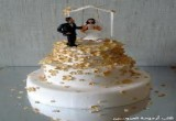 لعبة تصميم كيكة الزواج