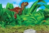 العاب  مغامرات الدايناصور جازورا