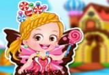 لعبة طفلة الشوكولاته بيبي هازل