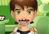 العاب علاج اسنان بن تن 10