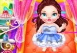 لعبة الطفلة الاميرة ديزني الصغيرة