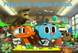 Gumball Jigsaw Puzzle 2015