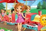 لعبة قطار الاطفال الساحر