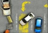 لعبة موقف السيارات الغاضبة