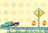 لعبة سباق السيارات الغنية
