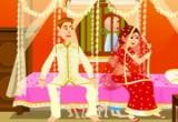 لعبة الزفاف الهندي وشهر العسل
