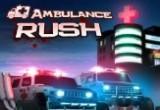 لعبة الاسعاف راش
