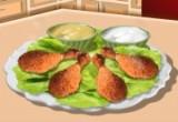 لعبة طبخ الطبق الصحي 2014